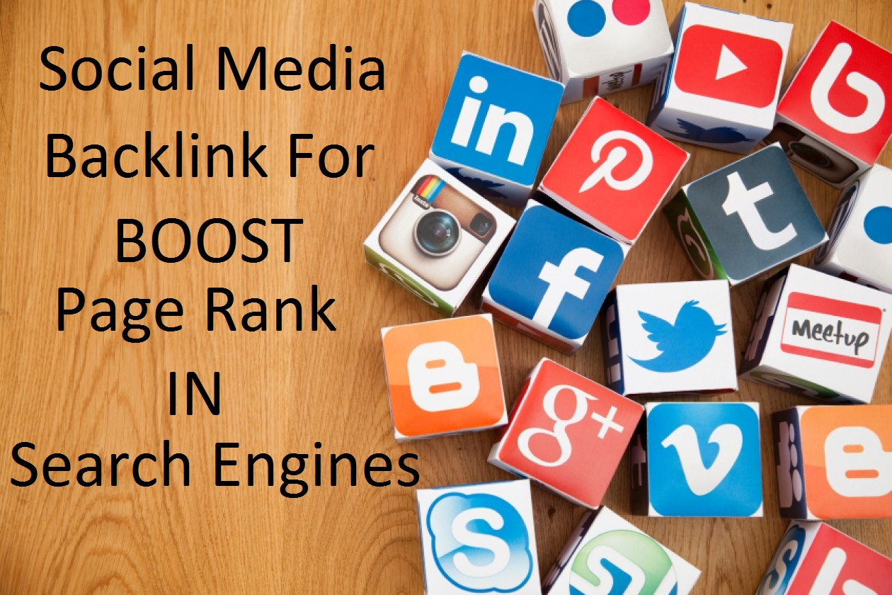 Create Manual 500 POWERFUL and STRONG SOCIAL MEDIA BACKLINKS for INCREASE PAGE RANK