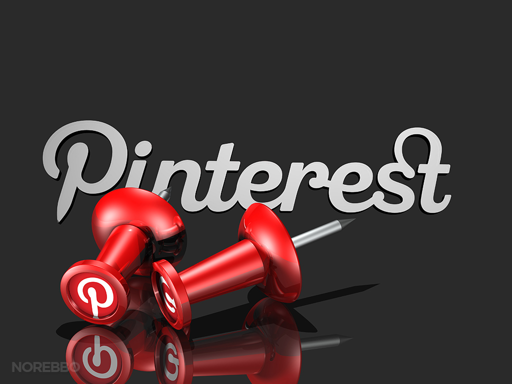 The Pinterest browser button is the best way to save things you find