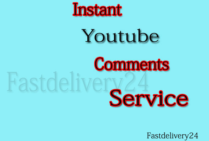 Social Media Custom 130 Comments only