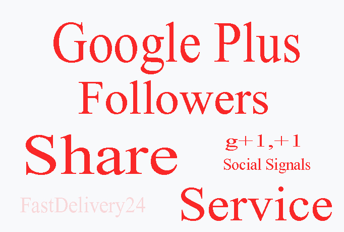 get you 100 google +1 PLUS one vote to your website