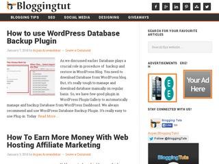 Sponsored review of any Digital Product on PR 2 Blog - Bloggingtuts. com