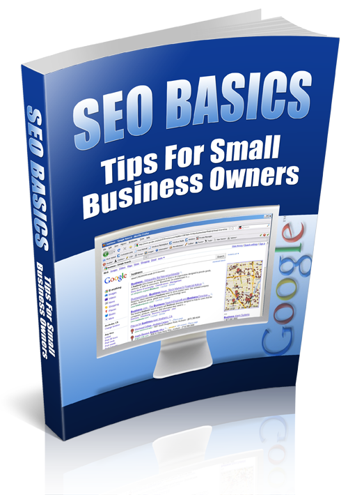 SEO Basics - Tips For Small Business Owners eBook