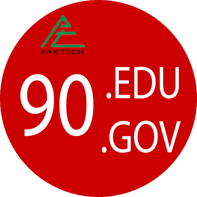 90 EDU and GOV High Authority Backlinks