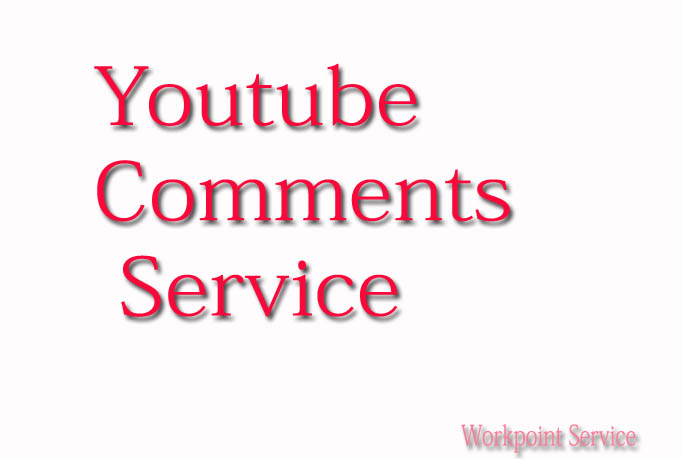 Will Get REAL youtube 20 comments, 30 Subscribers From Human Photo Profile