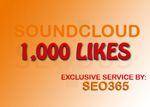 400 SOUNDCLOUD LIKES ON ANY TRACKS
