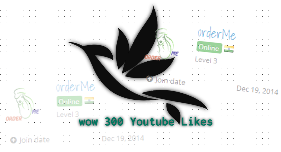 Do You want 300 to 3k Real youtube likes