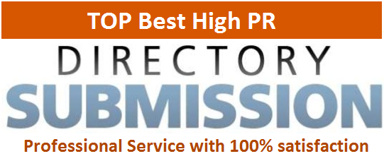 120 High PR Directory Submission Manually Only