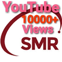 Safe Working 10000+ lifetime guarantee Yo-ut-ube Video Views & 50+ Video like