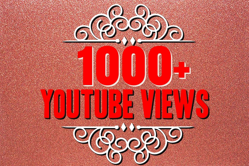 Promote your video with 1000-1500 audience