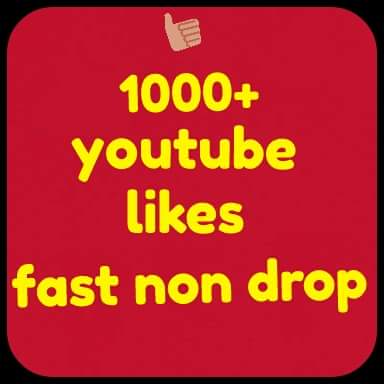 1000+Youtube Likes Complete very fast