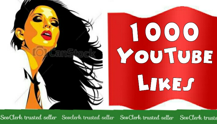1000+Youtube Lik es Complete 12-24 Hours very fast