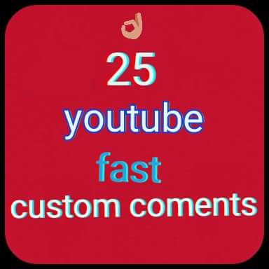 25+ Youtube Custom Comment Delivery Only Few Hours