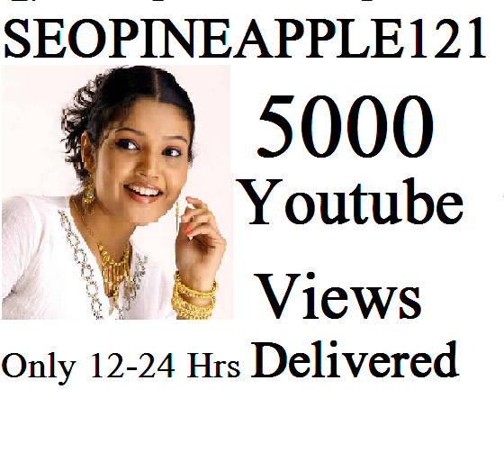 Get 5,000 Or 5K High Quality Views Fully Safe Instant Start Lifetime Guaranteed