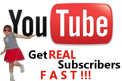 give You 25 Real YouTube Channel id Subscribers