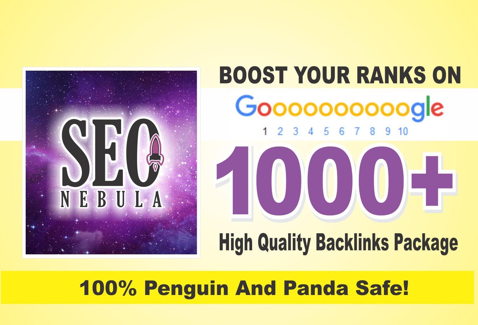 I will create 1000+ GSA High Quality PR 1 to PR 9 Backlinks