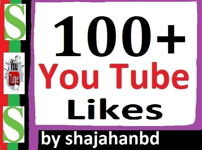 100+ High Quality Youtube Likes Non Drop To Your Video