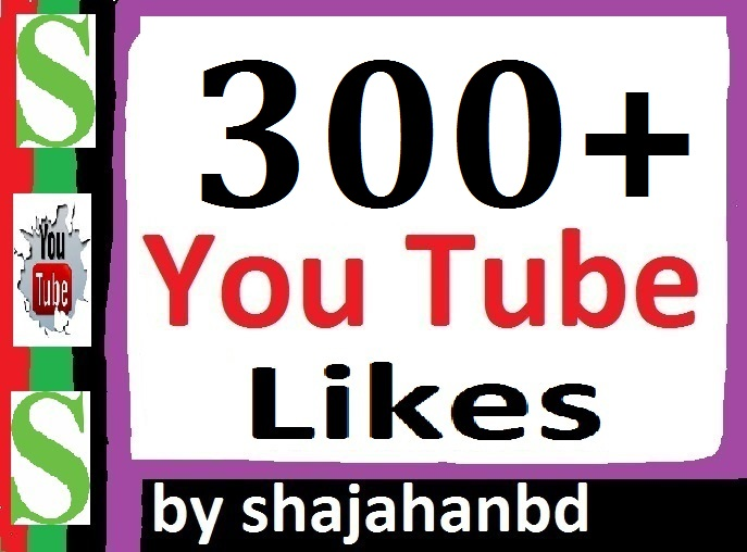Instant 400+ YT Likes Or 15 YT Custom Comments To Your Video