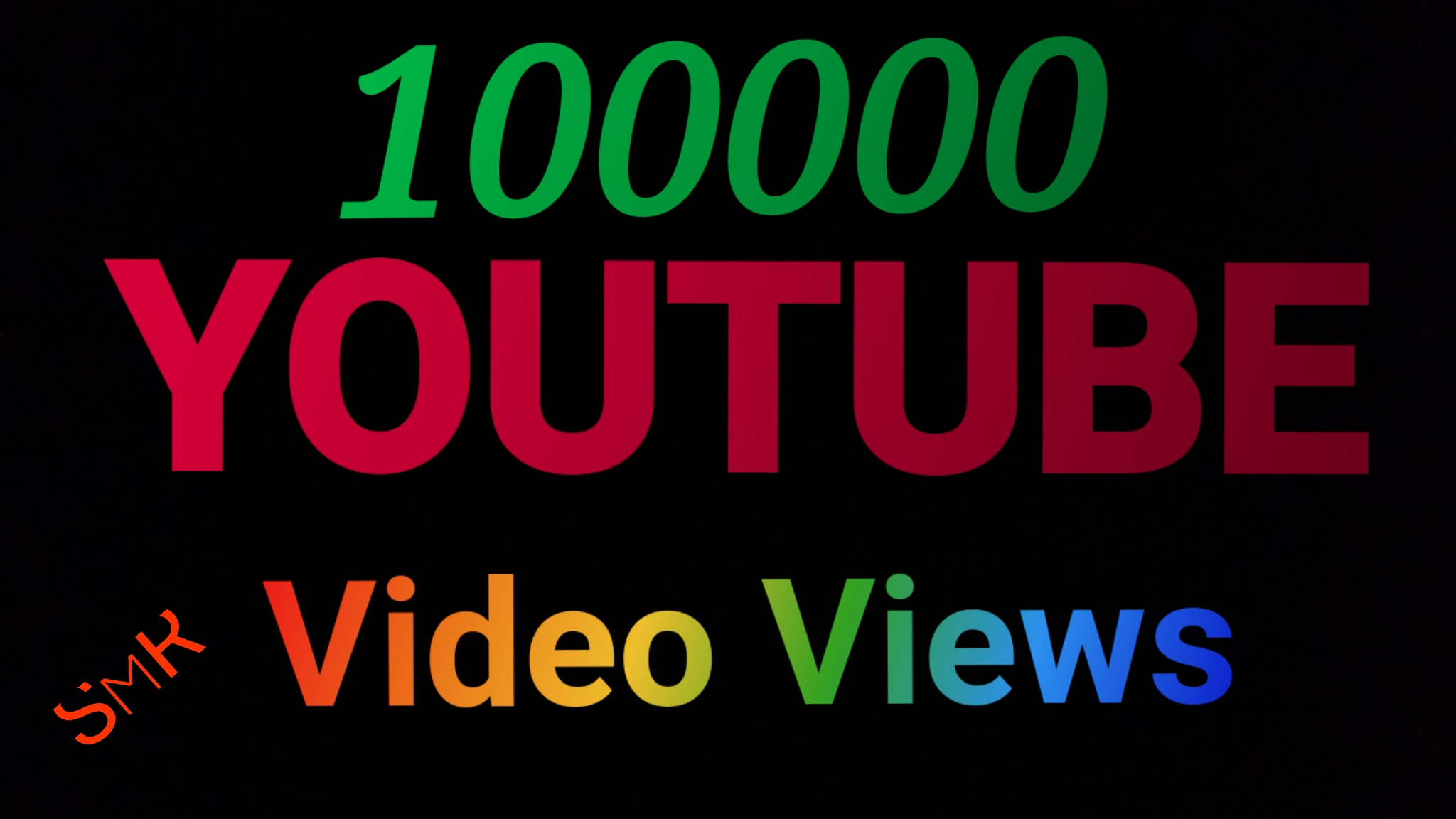 Super fast 50000 Safe High retention YouTube Video View