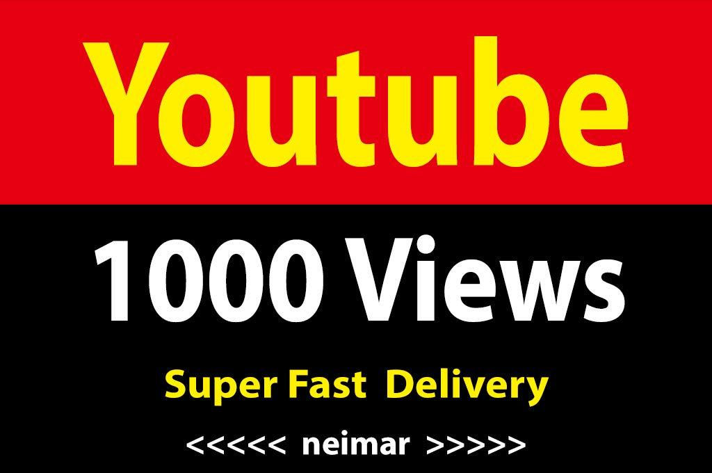 Instant 1000 High Quality Vieews Fully Safe Non Drop Guarantee