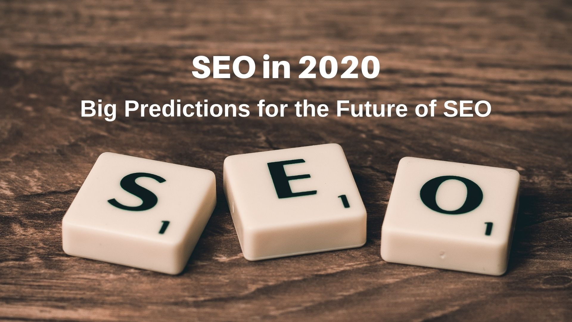 2020 Trinity - Scientifically Proven Digital Strategies - Google SEO