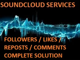 1600+ (1. 6 k) SOUNDCLOUD FOLLOWERS / Likes  IN JUST