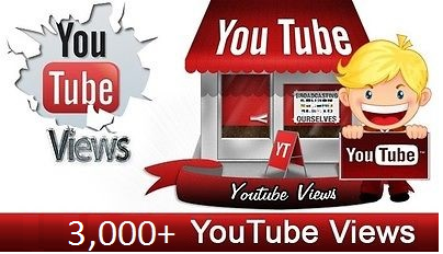 Deliver Real Human Retention 1500++ YouTube Views With Super-Fast Delivery