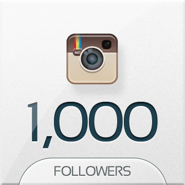 give 1000+ High Quality lNSTAGRAM FOLLOWERS within 24hrs for $2
