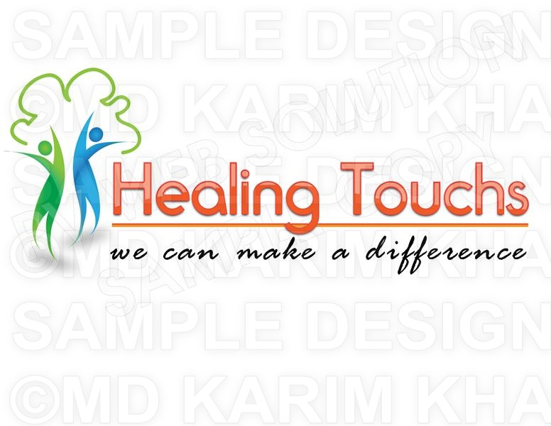 Logo and banner design with 3 concepts