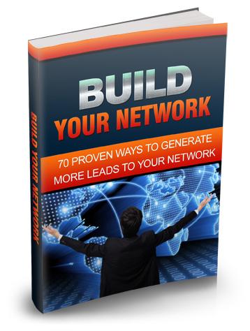 Build Your Network eBook