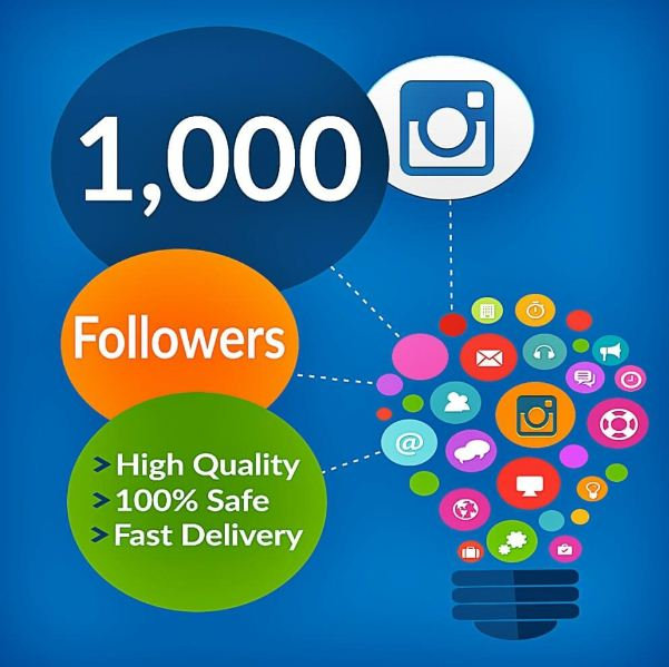 Instantly Start Real 1000+ Likes or Followers For Social Media Promotion Only
