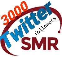 No dropped 3033+ HQ TWi-tter Followers OR Re-tweets OR Favorites