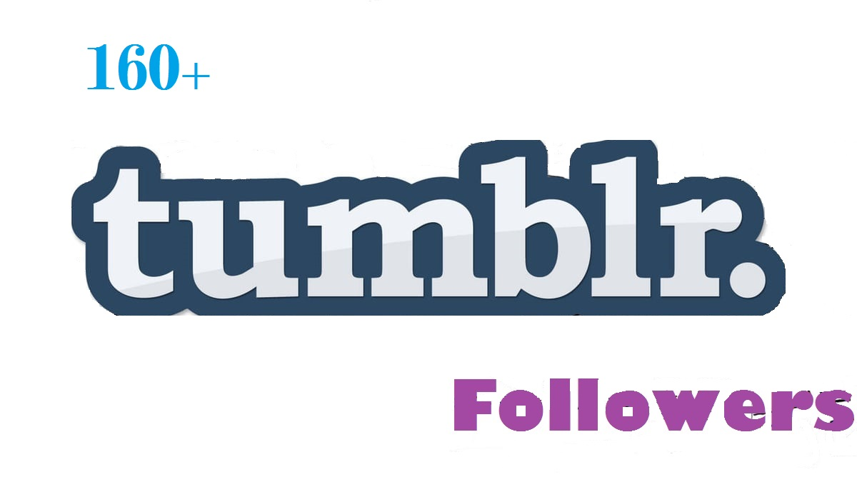 Add You Fast 160 Tumblr Followers