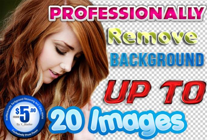 Remove Background Up To 20 Images