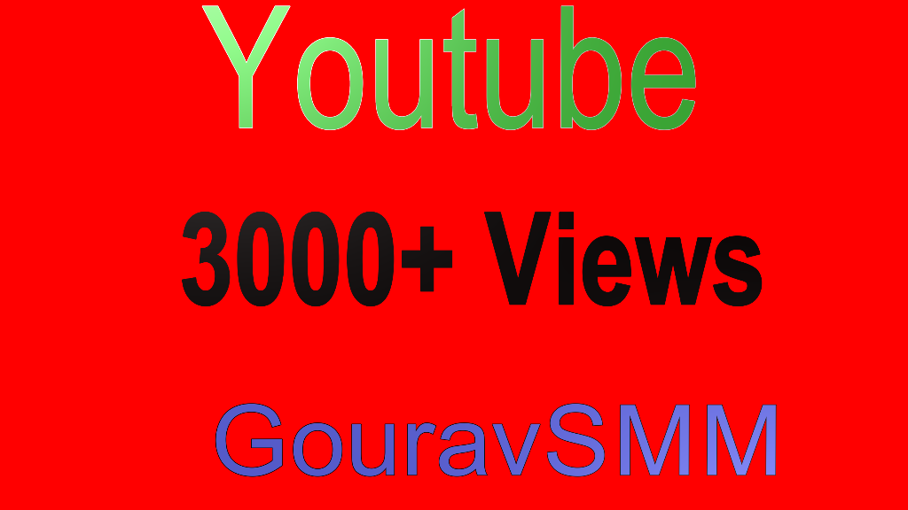 3000+ Youtube Views After New Update