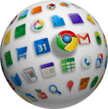 create a GOOGLE chrome app that links to your website