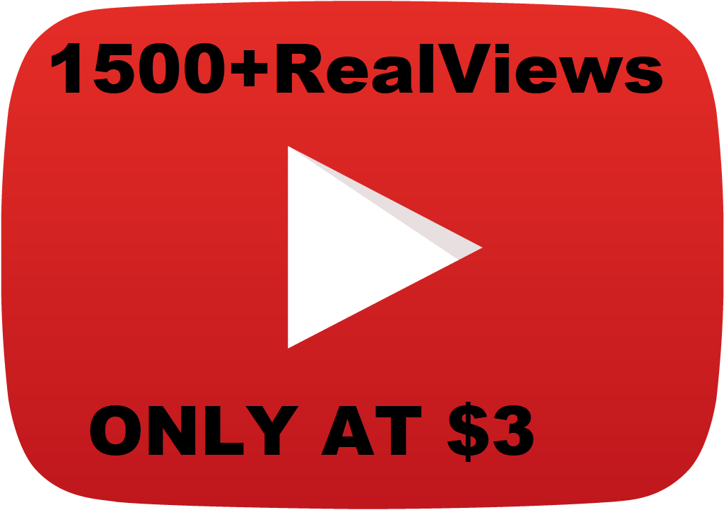 Instant 2500+ You_Tube Video Watchers with HR Promotion
