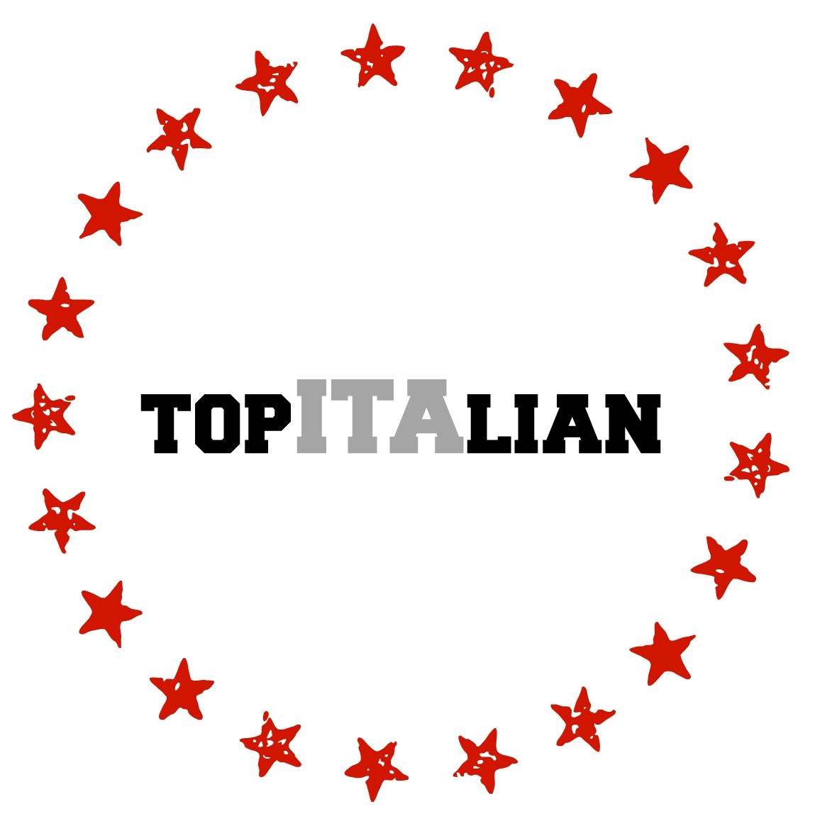 TOP 1000 words translation from English to Italian