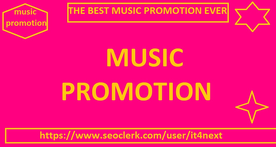 Promote your MUSlC to Our Largest Communities Growth Service and Branding Your Soundcloud Business