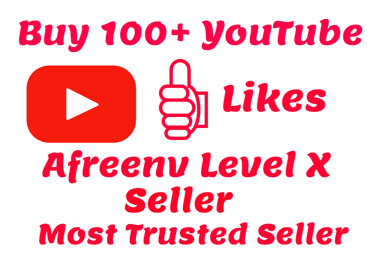 I will add 100+ Real Youtube Likes