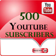 Get 500+ Subscribers in your channe l