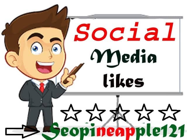 Instant 500+ Likes In Pic Or 10,000 Video Views Social media Marketing