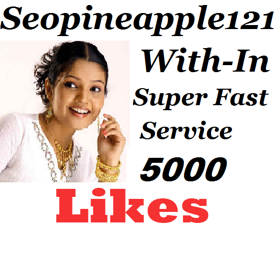 5000+Youtube Likes 12-24 hours Super Fast Service