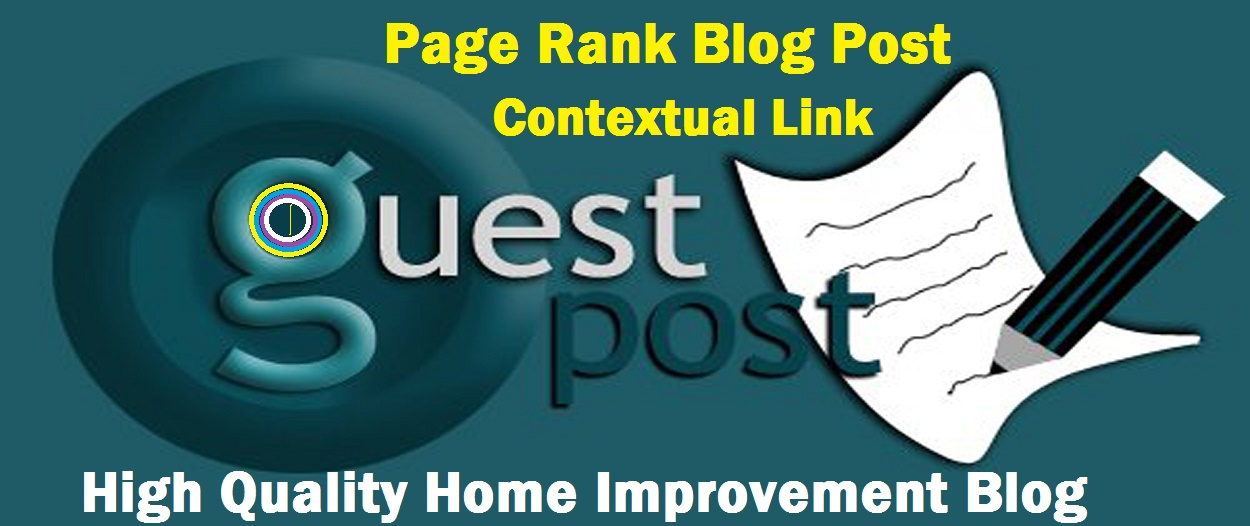 Contextual 500+ words Guest Post, Dofollow Backlinks