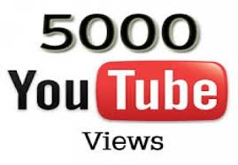 Safe & High Retention 5,000+  youtube views within 24-72 hours only