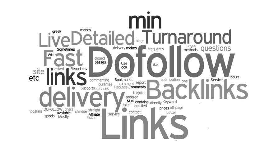 create 500+ DOFOLLOW Highly Authorized Google Dominating Powerful Service backlinks