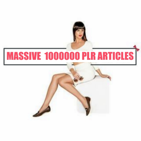 I will send you my Massive 1000000 PLR Article Collection.