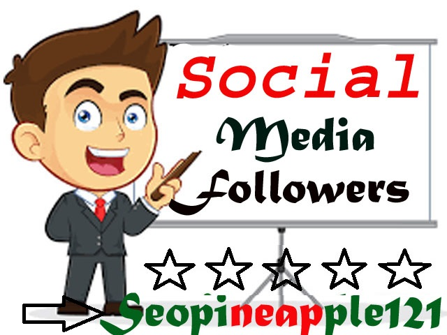 1000+ Social Media Profile Follow Marketing Promotion Fully Safe Super  Fast Delivery