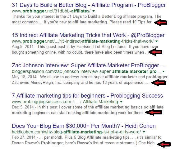 write 30 seo optimized meta descriptions for your website