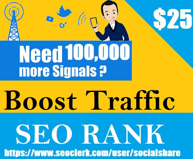 100,000 Permanent Social Signals From Pinterest Important For Website SEO Ranking Factors