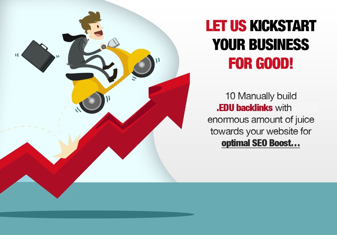 I will manually build 10 SEO Agency EDU Backlinks